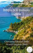 Bibbia N.8 Italiano Inglese