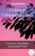 Bibliya sa Cebuano German