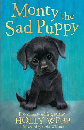 Monty the Sad Puppy