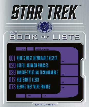 Star Trek: The Book of Lists