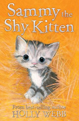 Sammy the Shy Kitten