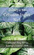 Bibliya sa Cebuano Ingles No3