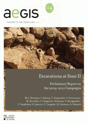 Excavations at Sissi II