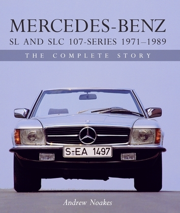 Mercedes-Benz SL and SLC 107-Series 1971-1989