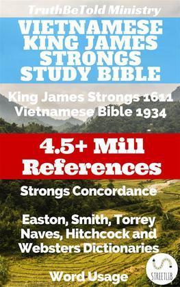 Vietnamese King James Strongs Study Bible