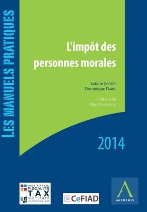 L'impôt des personnes morales