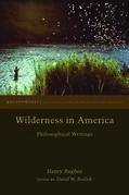 Wilderness in America