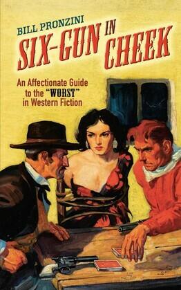 Six-Gun in Cheek