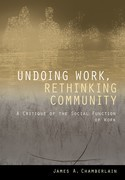Undoing Work, Rethinking Community