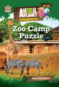 Zoo Camp Puzzle (Animal Planet Adventure Chapter Book #4)