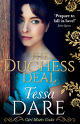The Duchess Deal (Girl meets Duke, Book 1)