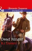 Dead Ringer (Mills & Boon Intrigue) (Whitehorse, Montana: The McGraw Kidnapping, Book 2)