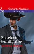 Fearless Gunfighter (Mills & Boon Intrigue) (The Kavanaughs, Book 3)