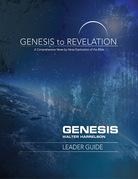 Genesis to Revelation: Genesis Leader Guide