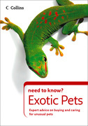 Exotic Pets (Collins Need to Know?)