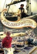 Published Writing 1976 - 2017