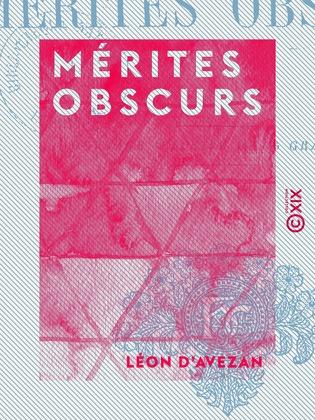 Mérites obscurs