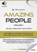 Amazing People: Volume 1