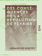 Des conséquences de la révolution de février - Et de l'attitude du parti légitimiste en face de cette révolution
