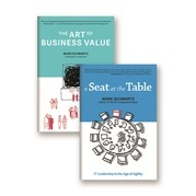 The Two Book Bundle of A Seat at the Table and The Art of Business Value