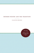 Modern Poetry and the Tradition