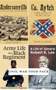 Civil War Four Pack (Illustrated)