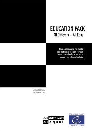 """Education Pack """"all different - all equal"""""""