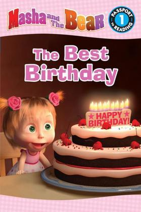 Masha and the Bear: The Best Birthday