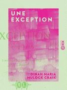 Une exception