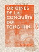 Origines de la conquête du Tong-Kin - Depuis l'expédition de Jean Dupuis jusqu'à la mort de Henri Rivière