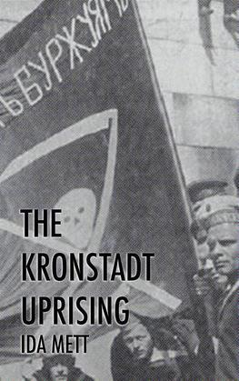 The Kronstadt Uprising