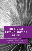 The Moral Psychology of Pride