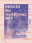 Procès du maréchal Ney