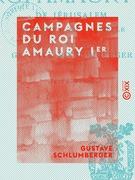 Campagnes du roi Amaury Ier - De Jérusalem en Égypte au XIIe siècle