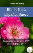 Biblia No.2 Español Sueco