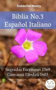Biblia No.3 Español Italiano