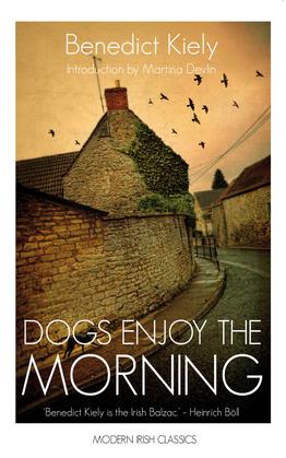 Dogs Enjoy the Morning