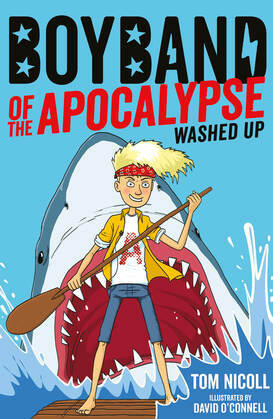 Boyband of the Apocalypse: Washed Up