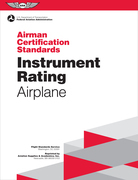Instrument Rating Airman Certification Standards - Airplane