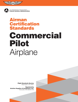 Commercial Pilot Airman Certification Standards - Airplane