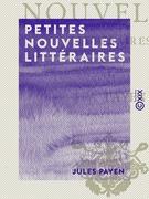Petites Nouvelles littéraires
