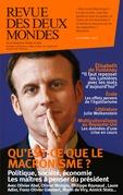 Revue des Deux Mondes octobre 2017