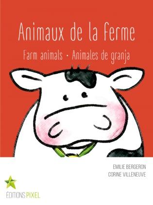 Animaux de la ferme · Farm animals · Animales de granja