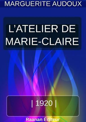 L'atelier de Marie-Claire