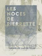 Les Noces de Pierrette
