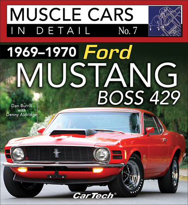 1969-1970 Ford Mustang Boss 429