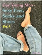 Gay Young Men - Sexy Feet, Socks and Shoes Vol. 1