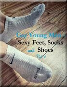 Gay Young Men - Sexy Feet, Socks and Shoes Vol. 2