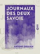 Journaux des deux Savoie - Portraits à la plume