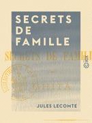 Secrets de famille. Ghita
